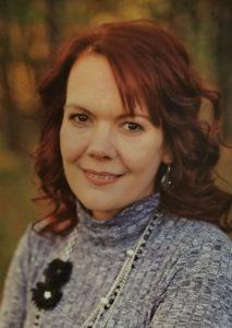 portrait of Debra Johnston