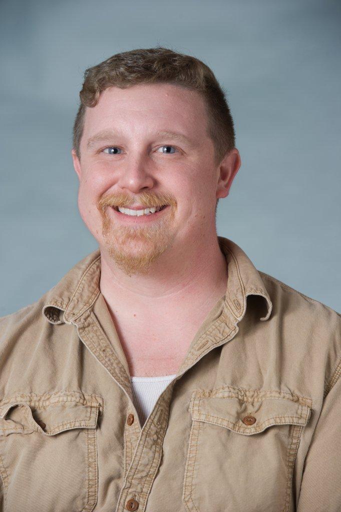 portrait of Ian Lupey