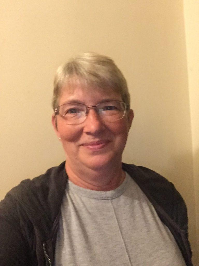Portrait photo of Kathie O'Grady