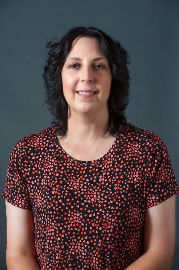 Portrait of Mary Reisinger