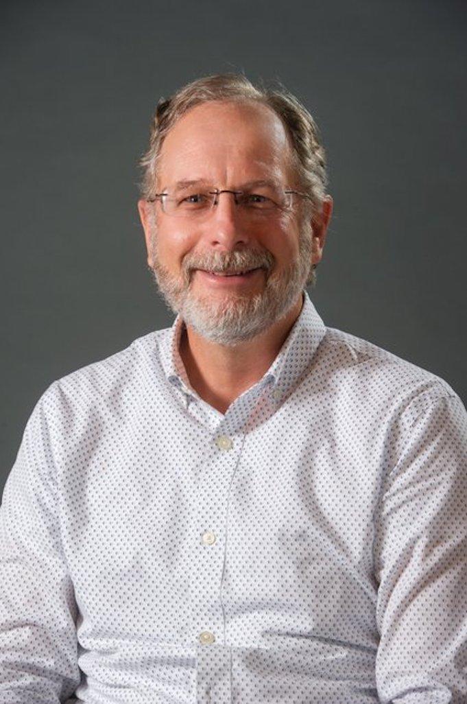 Portrait of David Leamer