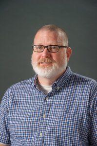 Portrait of Kevin McNamara