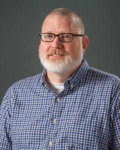 Portrait Photo of Kevin McNamara