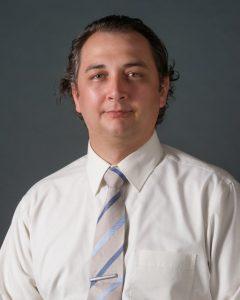 Portrait Photo of Stephen Larson
