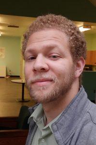 portrait of Trevor Marszalek