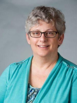 portrait of Debbie Bacon