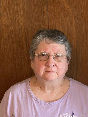 portrait of Shirley Legrand